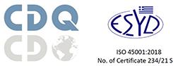 DN SEGURIDAD implanta un sistema de prevención de riesgos laborales según la ISO 45001:2018